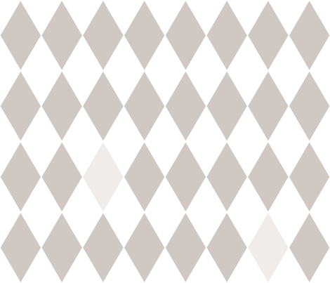 Baby Elephant Grey Harlequin  fabric by peacoquettedesigns on Spoonflower - custom fabric