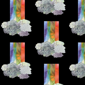 Clouds & Rainbow