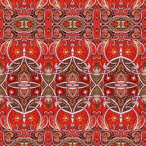 East of Istambul fabric by edsel2084 on Spoonflower - custom fabric