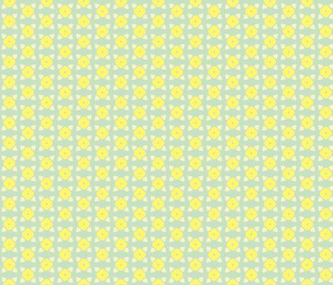 Buttermilk Sky 1400 fabric by lisabarbero on Spoonflower - custom fabric
