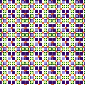 squares and more_ geometrics white_purple