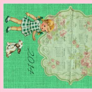 calendar 18x21