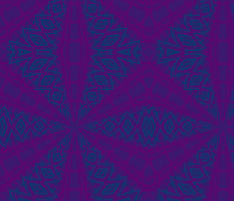 Kaleidoscope fabric by scorpiusblue on Spoonflower - custom fabric