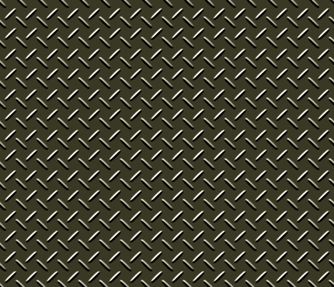 Diamond Plate - Dark fabric by evenspor on Spoonflower - custom fabric
