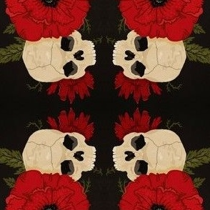 Poppy & Skull