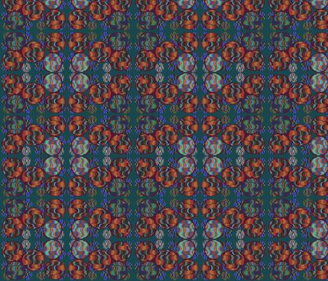 retro pallot fabric by vinkeli on Spoonflower - custom fabric