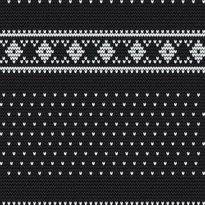 LAND norweigian knit