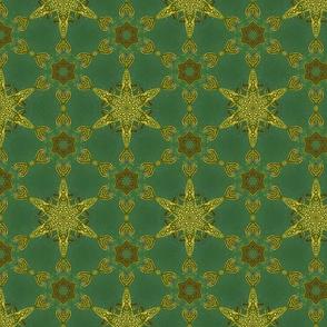 Pattern 7 - The pike swim