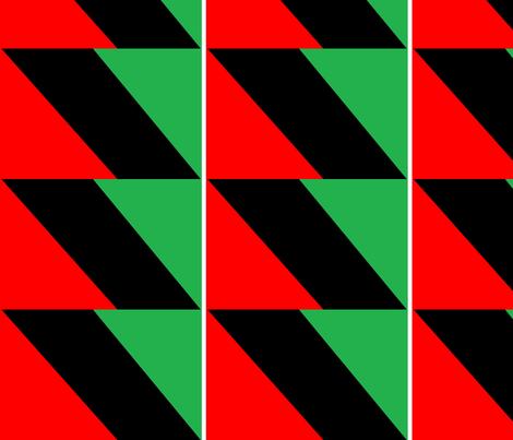 Africana_4 fabric by ameadows on Spoonflower - custom fabric