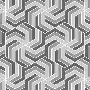02553662 : chevron 6 in 3 : grey
