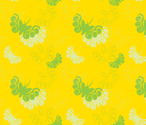 butterfly world-ch fabric by preethiprabhuram on Spoonflower - custom fabric