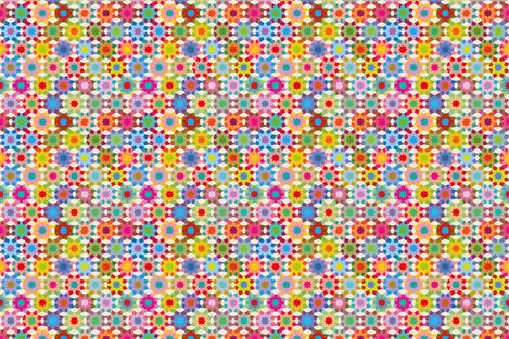 Stars  fabric by cassiopee on Spoonflower - custom fabric