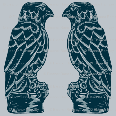 Maltese Falcon - film noir