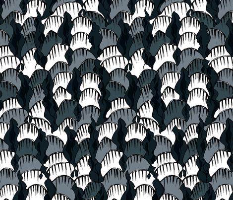 Bridges fabric by idma on Spoonflower - custom fabric
