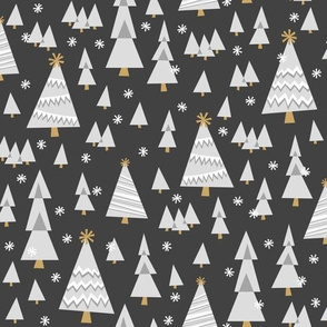 Silver Jolly Forest (Dark)