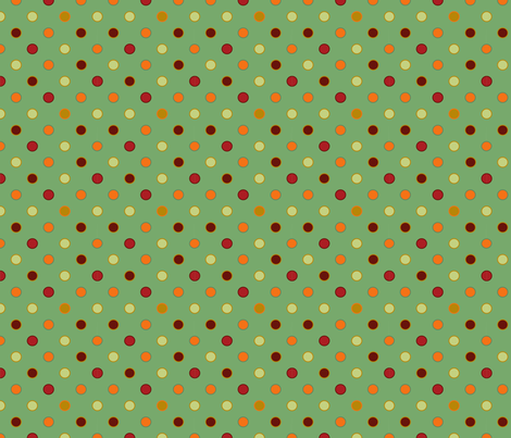 Morrocco_dots fabric by julistyle on Spoonflower - custom fabric