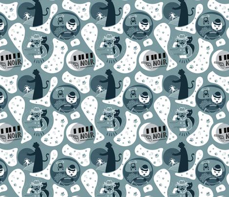 film noir fabric by yuliussdesign_com on Spoonflower - custom fabric