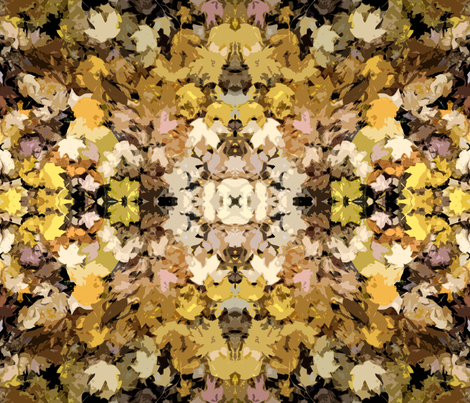 leafdress fabric by stephen_trevino on Spoonflower - custom fabric