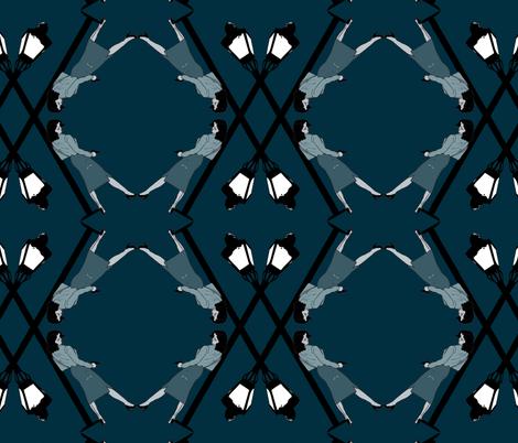 Film_Noir fabric by jomiastudio on Spoonflower - custom fabric