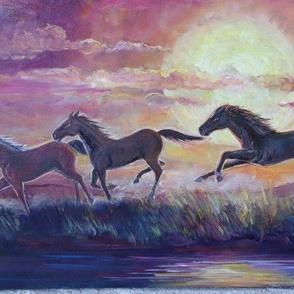 picaso_horses