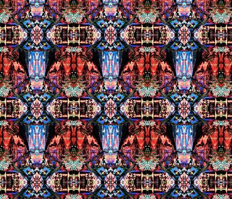 Volcanic II fabric by moonbowintimates on Spoonflower - custom fabric