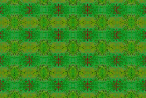 Royal Garden fabric by guylas_coastal_creations on Spoonflower - custom fabric