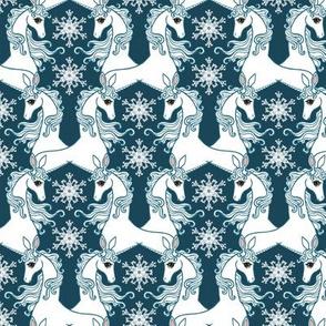 Unicorns & Snowflakes 1