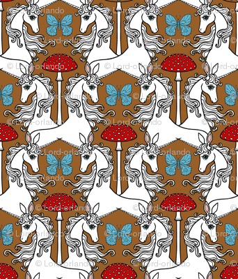 Unicorns & Butterflies 3