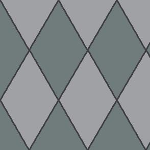dungeon gray harlequin