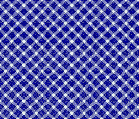 Sapphires and Diamonds in a Weave fabric by anniedeb on Spoonflower - custom fabric