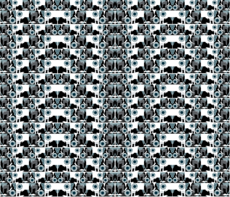 film_noir fabric by scifiwritir on Spoonflower - custom fabric