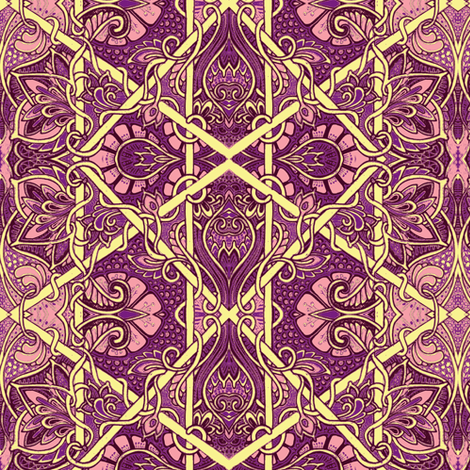 Welcome to 1963 fabric by edsel2084 on Spoonflower - custom fabric