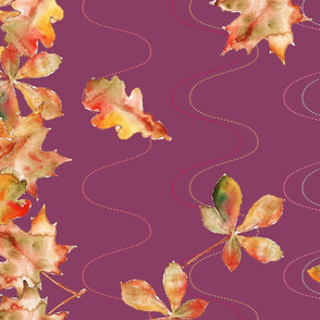feuille_d_automne_bordure_purple_L