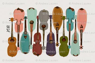 2018 Instrument Collection - Modern