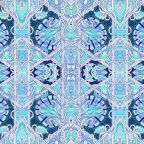 Paisley Gate (blue)
