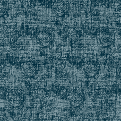 The Hidden Thorn - Dark fabric by inscribed_here on Spoonflower - custom fabric