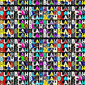 Rainbow Blah-Blah-Blah-UPSIZE