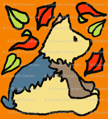 Pip and Leaves