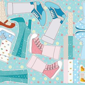 Christmas Stockings Cute & Sew