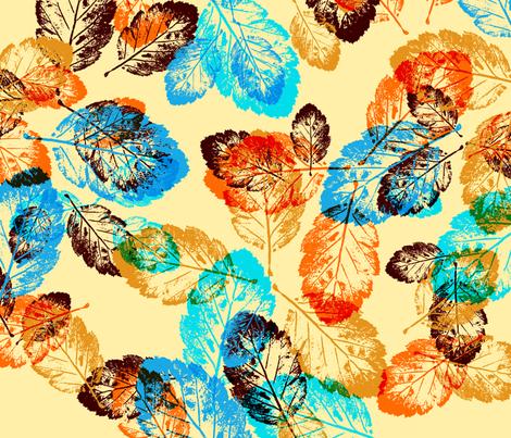 randi_antonsen_sun_kiss_2 fabric by randi_antonsen on Spoonflower - custom fabric