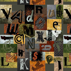 RUSTY_GRUNGE_LETTERS