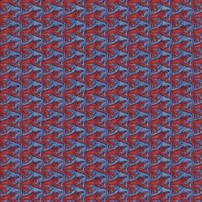 Escher Symmetry Devils