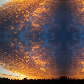 Sunset Autumn Wallpaper
