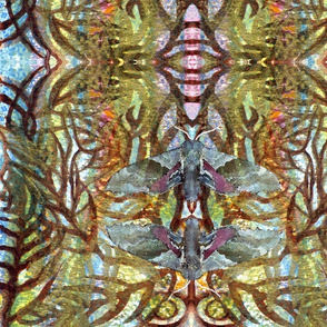 Leaf_Vein & Moth