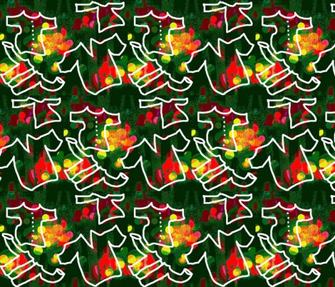 Those Holiday Sweaters fabric by krussimages on Spoonflower - custom fabric