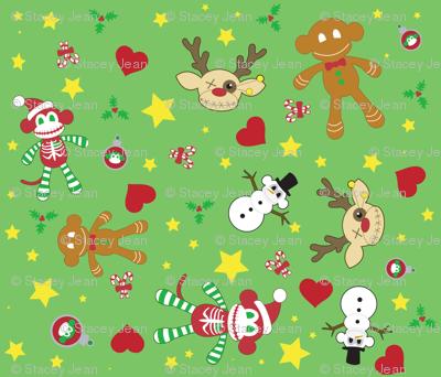 A Very Macabre Christmas