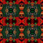 Red Creature, Green Lagoon
