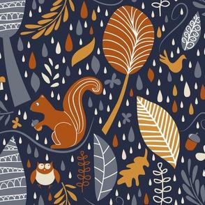 Vive l'automne !