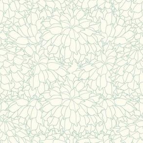 ripple flower cream