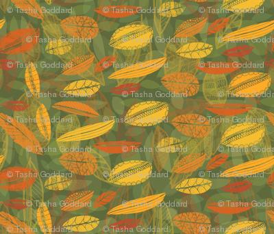 Fall Leaves #1